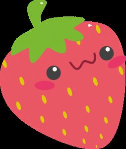dessin-fraise-personnage
