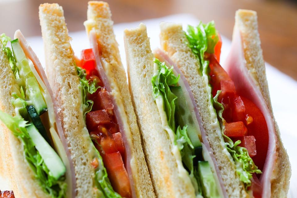 Sandwiches santé